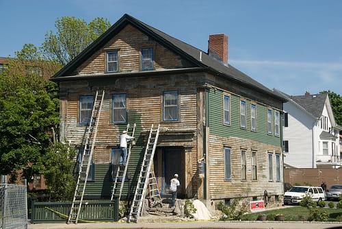 Lizzie Borden Museum Fall River Massachusetts