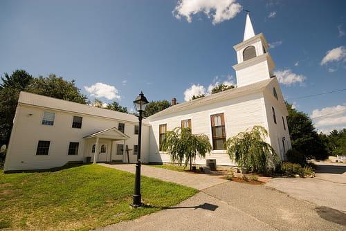 Saint Matthews Church Sandown New Hampshire